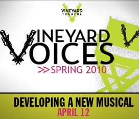 Vineyard Voices: Developing A New Musical