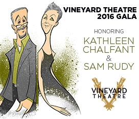 VINEYARD THEATRE 2016 GALA