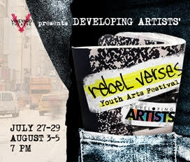 REBEL VERSES Youth Arts Festival