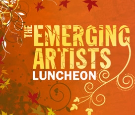 2019 Fall Emerging Artists Luncheon