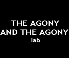 The Agony and the Agony Developmental Lab Production