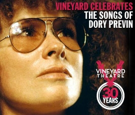 VINEYARD CELEBRATES THE SONGS OF DORY PREVIN