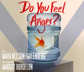 DO YOU FEEL ANGER? by Mara Nelson-Greenberg directed by Margot Bordelon